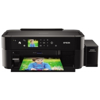Цветной струйный принтер EPSON  L810