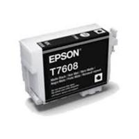 Картридж оригинальный (в технологической упаковке) Epson T7608 SС P-600 Matte Black