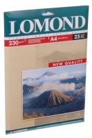 Lomond  0102049 Односторонняя Глянцевая фотобумага для струйной печати, A4, 230 г/м2, 25 листов