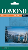 Lomond  A6 180g/m,  50 лист. матовая односторонняя