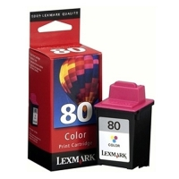 Картридж оригинальный Lexmark 12A1980 (№80) Color