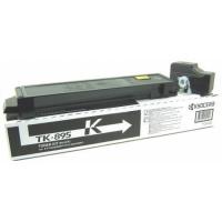 Тонер-картридж оригинальный черный (black) Kyocera TK-895K, ресурс  6000 стр. Для FS-C8020MFP/C8026MFP