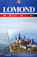 Lomond 0708415 Пленка односторонняя прозрачная для струйных  принтеров..  A4 ,50л. 100мкм
