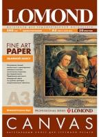 Lomond 0908312  Холст для водных чернил  A3,  300г/м, 20 листов