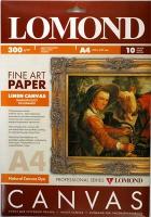 Lomond 0908411  Холст для водных чернил A4, 10 листов