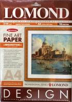 Lomond 0916041 Hammer- МОЛОТОК, Односторонняя натурально-белого цвета,матовая,  A4 ,210 g/m,10 лист.