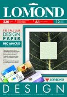Бумага Lomond 0935041 (Bio Macro) матовая био макро, А4, 230 г/м2, 10 л.