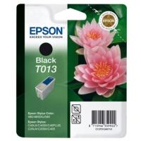 Картридж оригинальный (блистер) черный Epson T013 blаck, ресурс 300 стр.