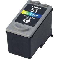 Картридж оригинальный (в технологической упаковке) Canon CL-51 Color