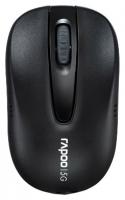 Оптическая беспроводная мышь Rapoo 1070P Black USB