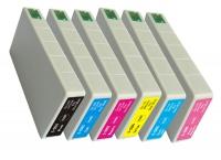 Набор картриджей оригинальный (в технологической упаковке) Epson T5597 (Epson RX700)