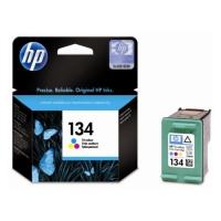 Картридж оригинальный цветной HP C9363HE (№134) Color, объем 14 мл.