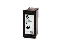 Картридж оригинальный (блистер) HP CZ637AE (№46) Black