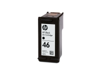 Картридж оригинальный (в технологической упаковке) HP CZ637AE (№46) Black