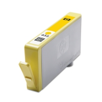 Картридж оригинальный (блистер) HP CZ112AE (№655) Yellow, ресурс 600 стр.