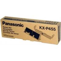 Тонер-картридж оригинальный Panasonic KX-P455, ресурс 1600 стр.