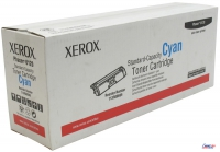 Картридж оригинальный голубой (cyan) Xerox 113R00689 (Phaser 6120), ресурс 1500 стр.