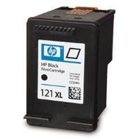 Картридж оригинальный (блистер) HP CC641HE (№121XL) Black (увеличенного объема)