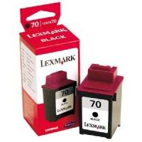 Картридж оригинальный черный Lexmark 12A1970 (12AX970) №70 Black, ресурс 600 стр.