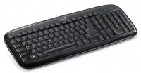 Клавиатура компьютерная Genius SlimStar 110 Black usb