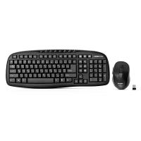 Клавиатура и мышь SVEN Comfort 3400 Wireless Black USB