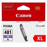 Картридж оригинальный Canon CLI-481XLPB Photo Blue