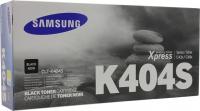Картридж оригинальный Samsung CLT-K404S Black, ресурс 1000 стр.