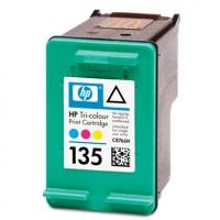 Картридж оригинальный (в технологической упаковке) HP C8766HE (№135), ресурс 330 стр.