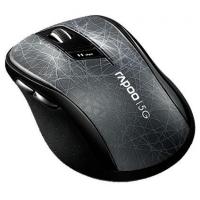 Оптическая беспроводная мышь Rapoo 7100P (черный)