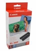 Набор для фотопечати оригинальный Canon KL-36IP (9*13 см 36 л.+ картридж)
