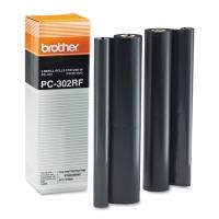 Термопленка оригинальная Brother PC-302RF, ресурс 2 х 250 стр.