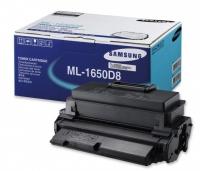Картридж оригинальный Samsung ML-1650D8, ресурс 8000 стр.
