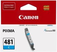 Картридж оригинальный Canon CLI-481 C Cyan