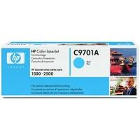 Картридж оригинальный голубой (cyan) HP C9701A, ресурс 4000 стр.