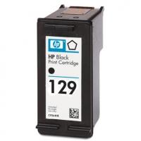 Картридж оригинальный (блистер) HP C9364HE (№129) Black, ресурс 420 стр.