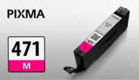 Картридж оригинальный (блистер) Canon CLI-471M