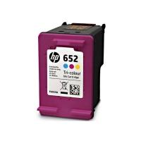 Картридж оригинальный (в технологической упаковке) HP F6V24AE (№652) Color