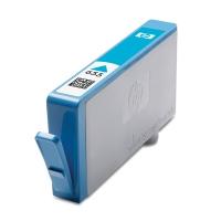 Картридж оригинальный (в технологической упаковке) HP CZ110AE (№655) Cyan, ресурс 600 стр.