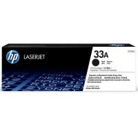 Картридж оригинальный HP CF233A (33A) Black