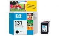 Картридж оригинальный черный (black) HP C8765HE (№131), ресурс 480 стр.