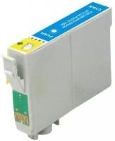 Картридж оригинальный (блистер) голубой (cyan) Epson T0322, ресурс 420 стр.