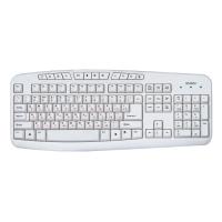 Клавиатура Sven comfort 3050 white, USB