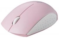 Оптическая беспроводная мышь Rapoo Mini 3360 Pink USB