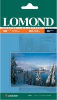 Lomond 0102083 Односторонняя Матовая фотобумага для струйной печати, A6, 180 г/м2, 600 листов