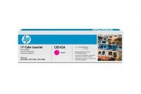 Картридж оригинальный пурпурный (magenta) HP CB543A, ресурс 1400 стр.