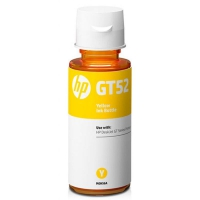 Картридж оригинальный HP GT52 (MOH56AE) Yellow (70мл), ресурс 8000 стр.