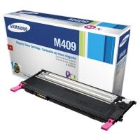 Картридж оригинальный пурпурный (magenta) Samsung CLT-M409S, ресурс 1000 стр.
