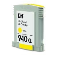 Картридж оригинальный (в технологической упаковке) HP C4909A (№940XL) Yellow, ресурс 1400 стр.