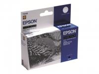 Картридж оригинальный матовый черный Epson T0348 Matte Black