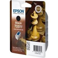 Картридж оригинальный (в технологической упаковке) черный (black) Epson S020108/189, ресурс 630 стр.